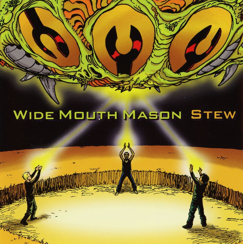 Wide Mouth Mason - Stew